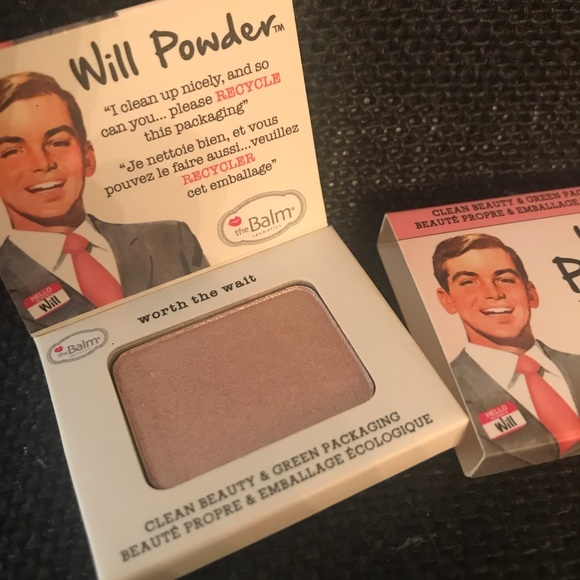The Balm Will Power Blush Travel Size